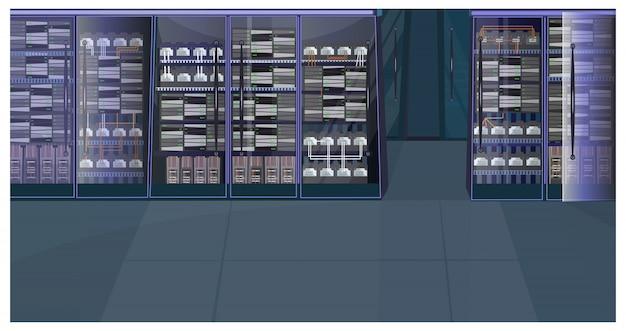 Centre de traitement de données