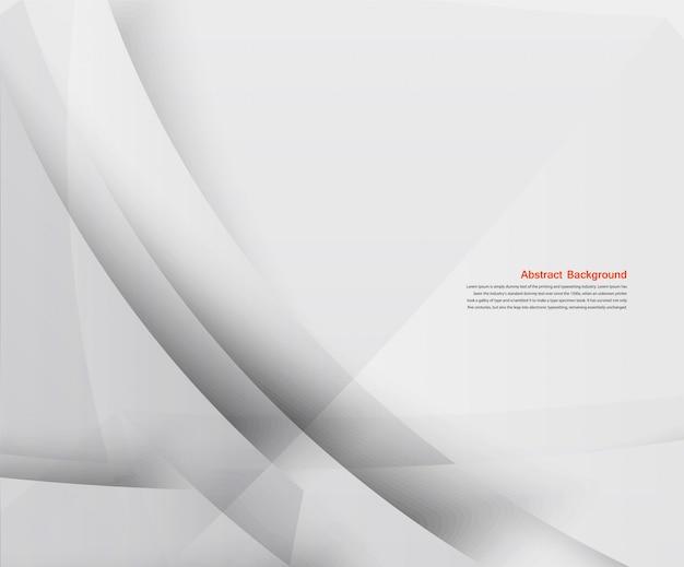 Cercle blanc vectoriel