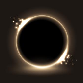 Cercle mocca light