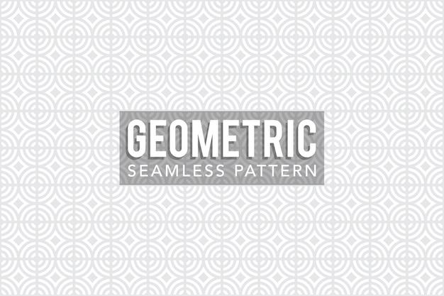 Cercle motif géométrique sans soudure