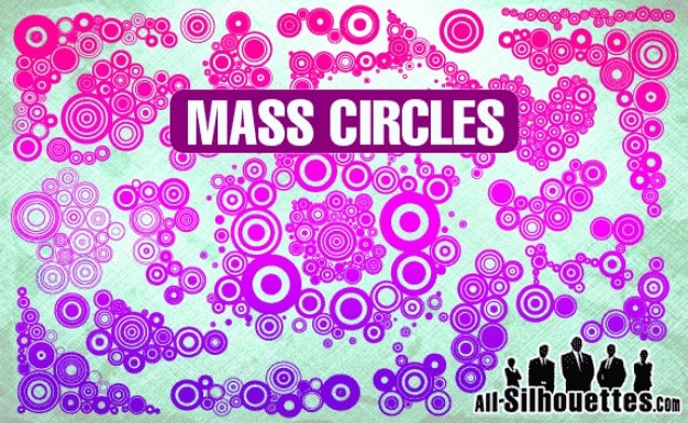 Cercles de masse