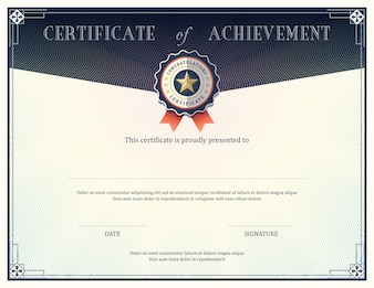 Certificat de modèle de conception de réalisation