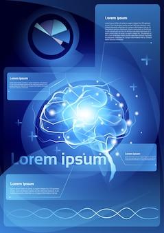 Cerveau neurones activité médecine pensée intelligence