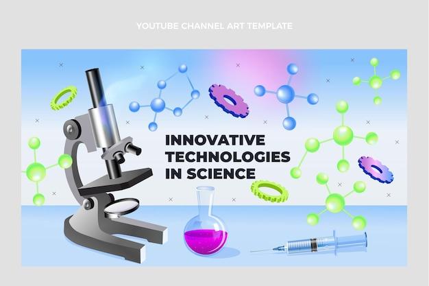 Chaîne youtube de science isométrique
