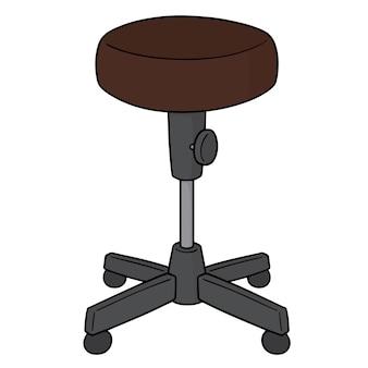 Chaise de dessin animé
