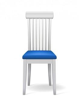 Chaise réaliste en 3d
