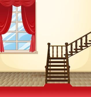 Chambre dans la maison