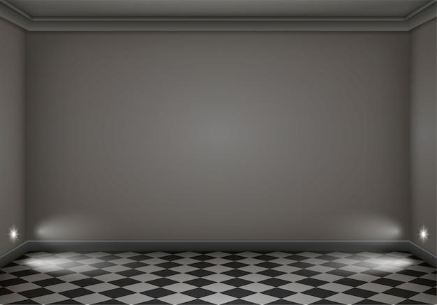 Chambre noire intérieure
