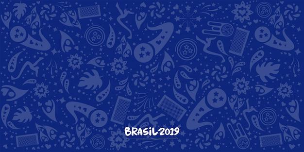 Championnat 2019 de la copa america au brésil