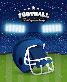 Championnat américain de football
