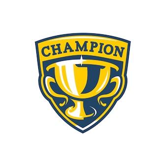 Champions badge logo