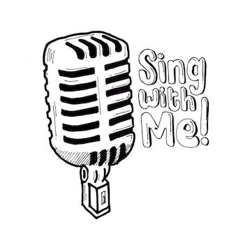 Chante avec moi