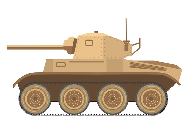 Char militaire britannique seconde guerre mondiale