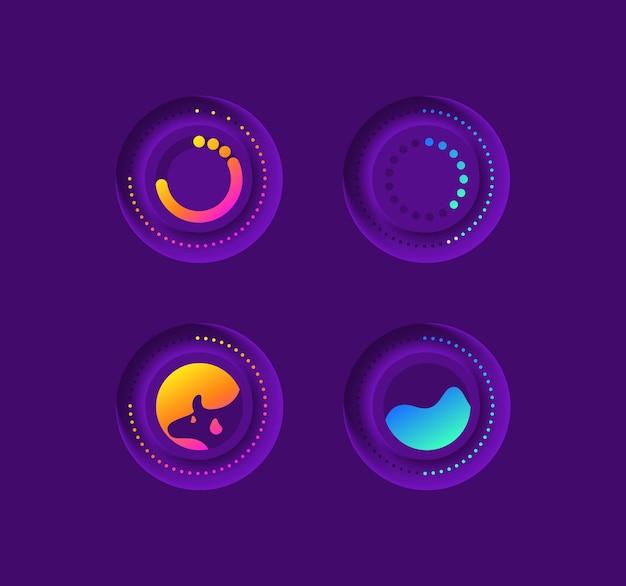 Chargement du kit d'éléments d'interface utilisateur multimédia