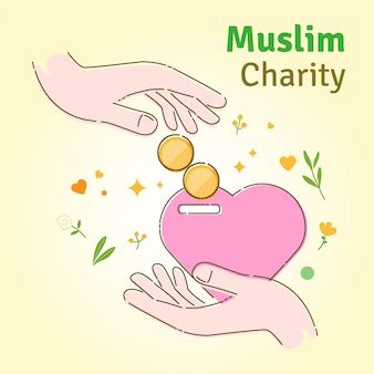 Charité musulmane i