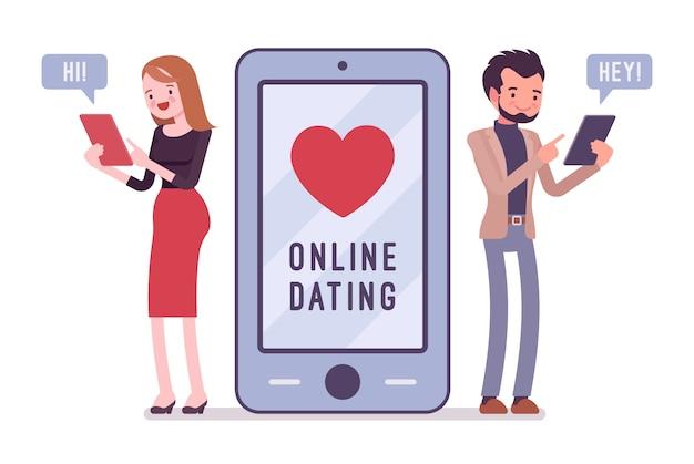 Chat de rencontres en ligne