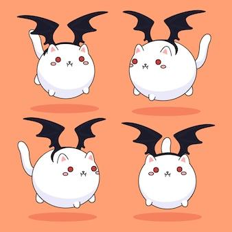 Chats vampire