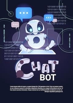 Chatter robotique à l'aide d'une tablette numérique