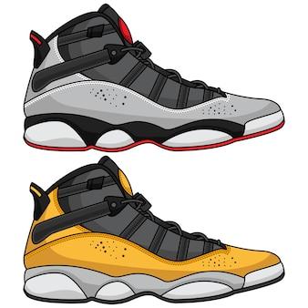 Chaussure de basket-ball