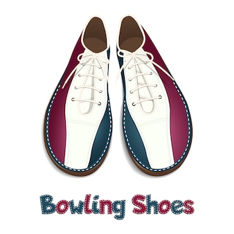 Chaussures de bowling.