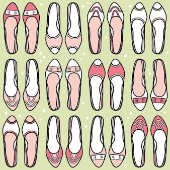 Chaussures femme fond