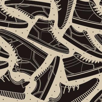 Chaussures de sport baskets classiques