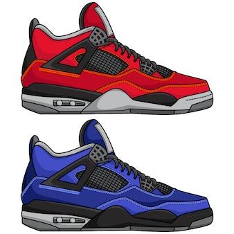 Chaussures de sport sportives