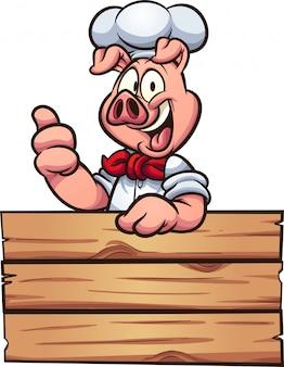 Chef cochon
