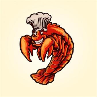 Chef homard