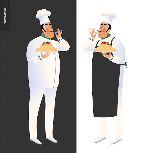Chefs italiens