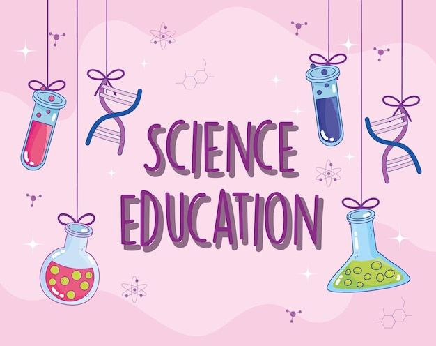 Chimie de l'enseignement des sciences