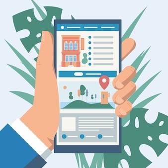 Choisir et réserver un hôtel en ligne, réservation de chambre
