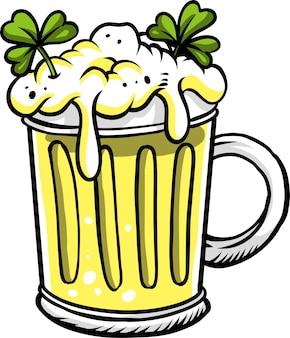 Chope à biere