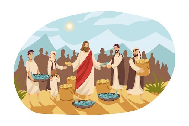 Christianisme, religion, concept de la bible