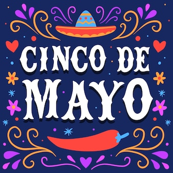 Cinco de mayo au piment
