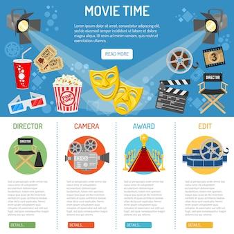 Cinéma et infographie de film