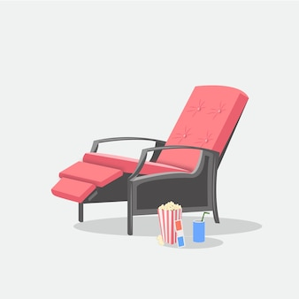 Cinéma recliner