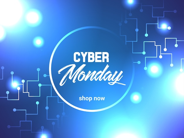 Circuit abstrait cyber lundi