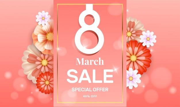 Circulaire de vente du 8 mars