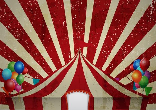 Cirque vintage