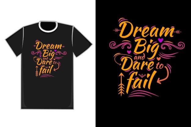 Citations inspirantes modernes, slogan, slogan, conception de t-shirt de motivation