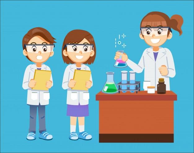 Classe d'expérimentation scientifique par enseignant.