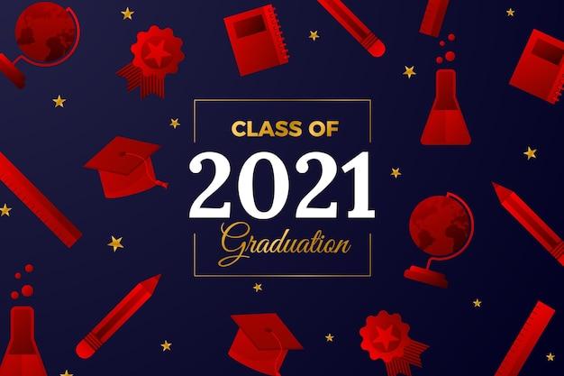 Classe de gradient d'illustration 2021