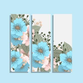 Clipart fleur - fleurs de printemps