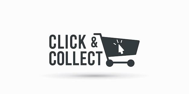 Cliquez et récupérez le panier du magasin