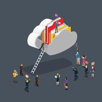 Cloud computing moderne