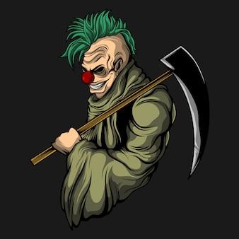 Clown mortel