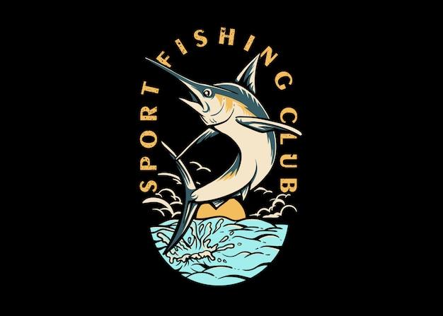 Club de pêche sportive