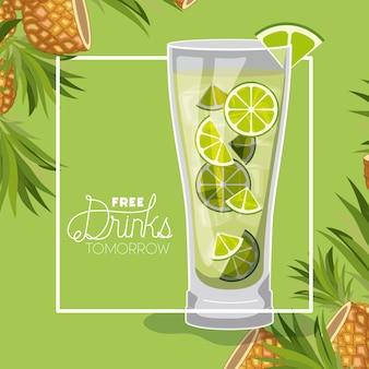 Cocktail sans boisson demain