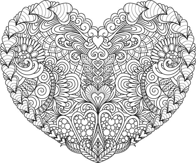 Coeur abstrait